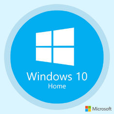64 Bit Windows 10 Home OEM Product Key Windows 10 OEM Disc License Online Activation