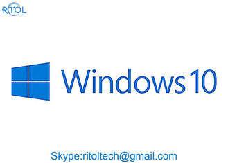 China 100% Activation Microsoft Windows 10 Home OEM License 64 Bit Standard Package supplier