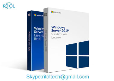 Online Activation Microsoft Standard Server , Microsoft Windows Server Products STD OEM Box English Version