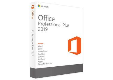 Windows 10 Microsoft Office 2019 Versions Product Key For Individuals / Medium Sized Businesses