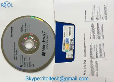 Online Activation Windows 7 Ultimate Dvd , Multi Language Original Windows 7 Professional License Key