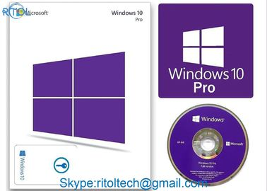 English USB 3.0 License Windows 10 Product Key Card , Windows 10 Professional Retail Version