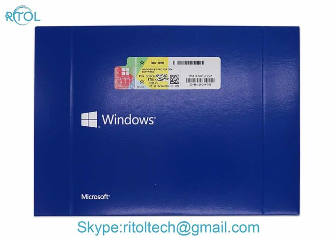 FQC - 08929 Microsoft Windows 7 Professional Online Italian Language 2GB RAM 64 Bit