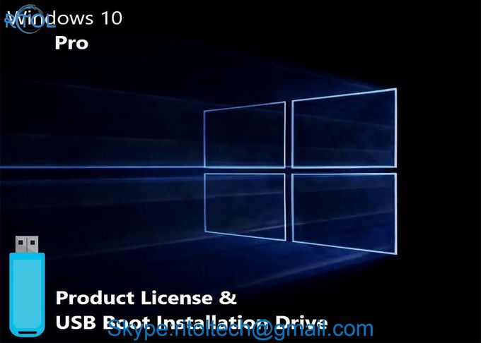 800x600 Display Windows 10 Pro Retail USB License Key Code / Retail Box 64 Bit