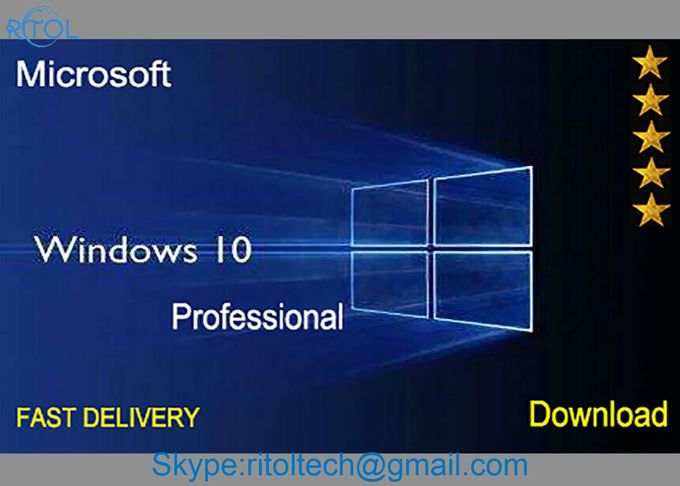 Minimal System Windows 10 Home OEM Software 32 Bit 1024 X 600 Display