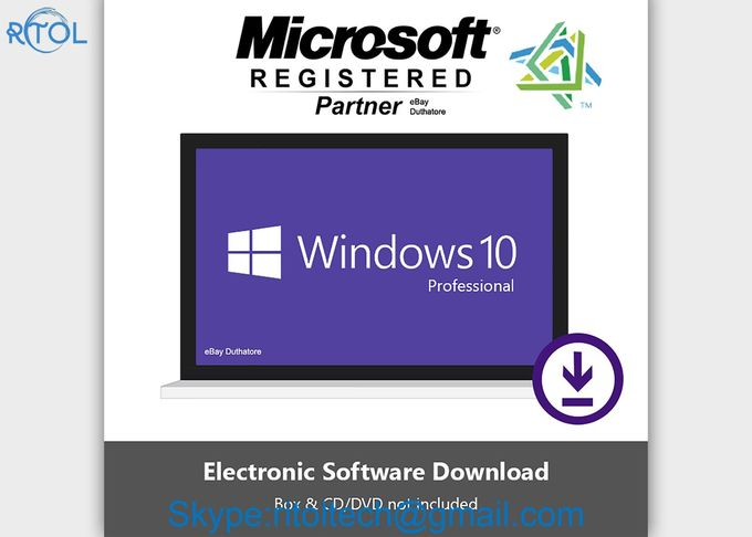 Original Windows 10 Pro Activation Key 64 Bit Product Key Windows 10 Pro OEM Pack